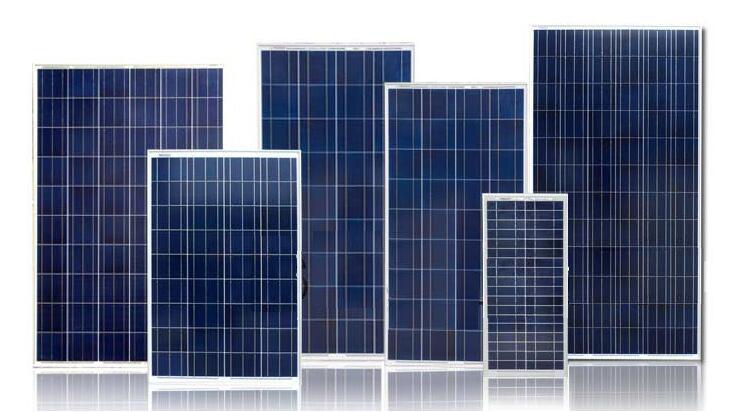 10KW on grid solar power-system solar panel image