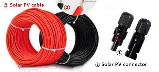 20kw solar power system kits accessories