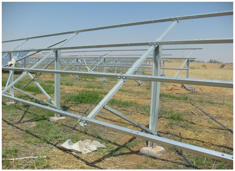 20kw solar power system brackets