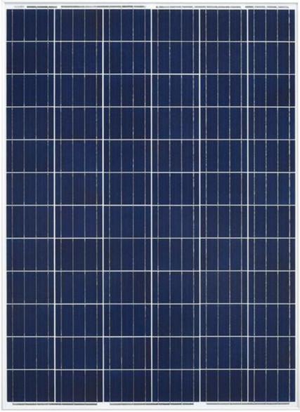 jinpo 255watt polycrystalline solar panel