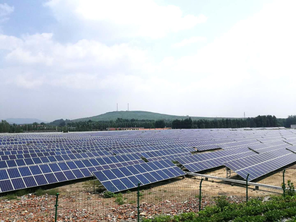 Jinpo Solar Project Gallery solarpowersystem