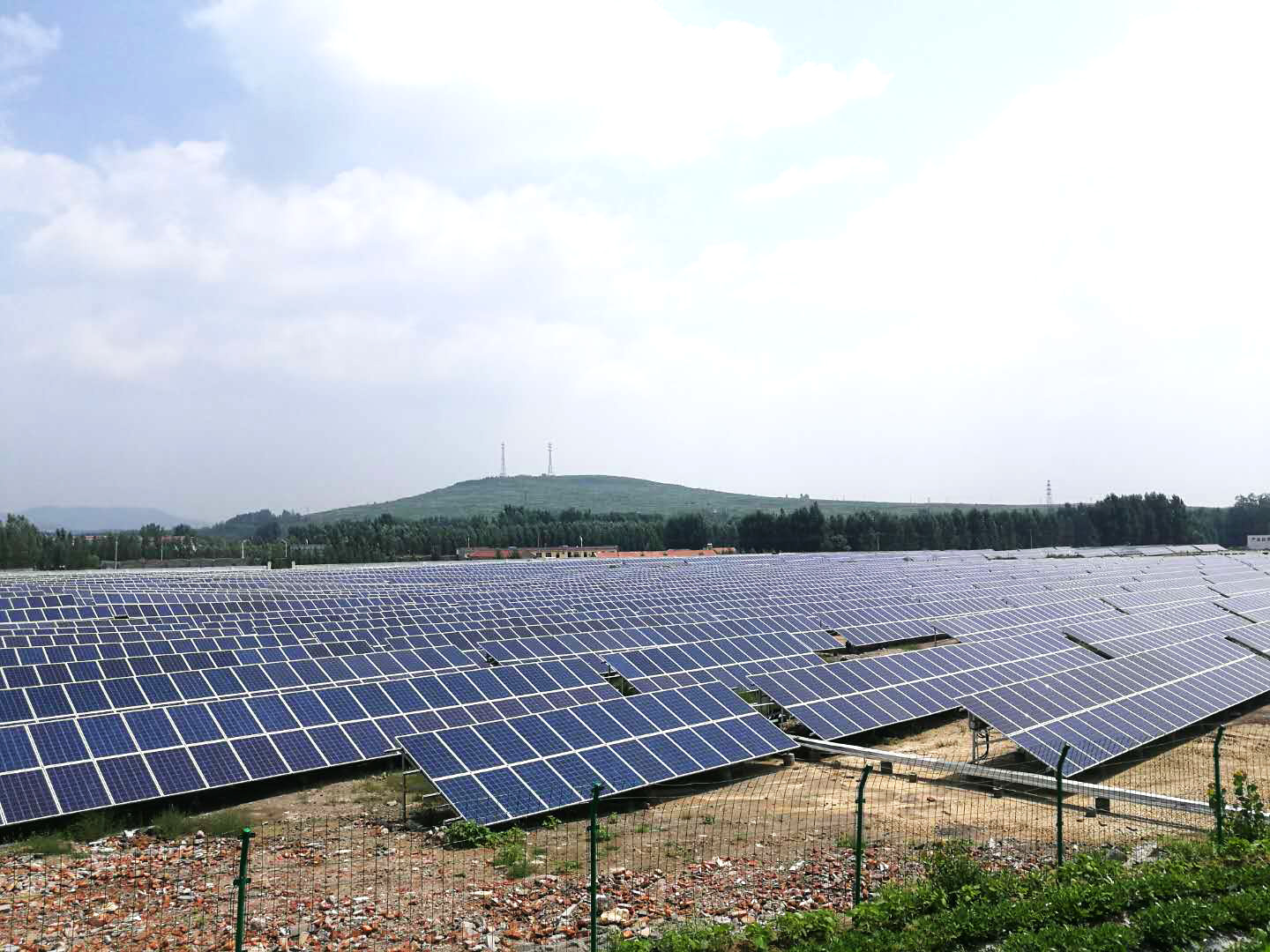 Songyang Solar PV Power Plant