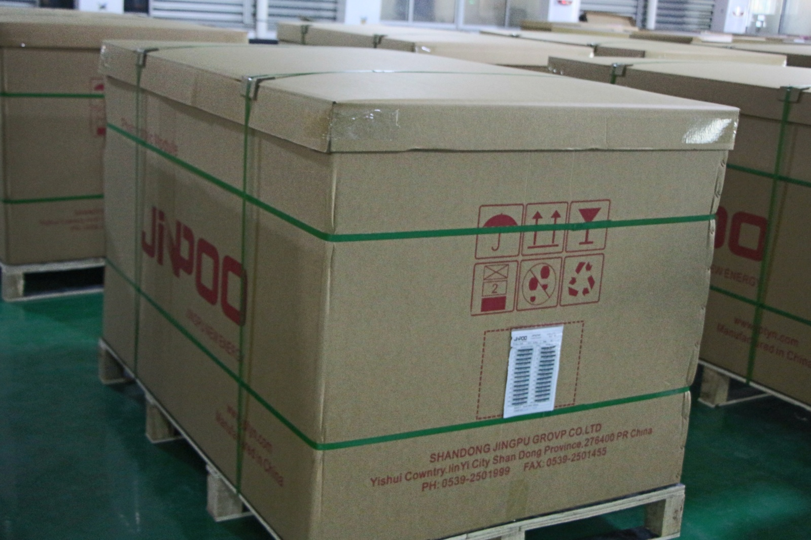 Well Packaged Solar PV Modules