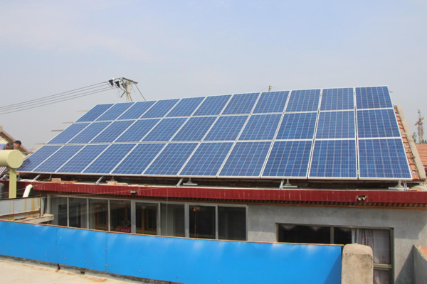 5kw off grid solar system pictures