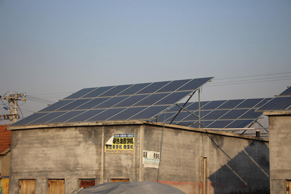 5kw off grid solar system pitched roof