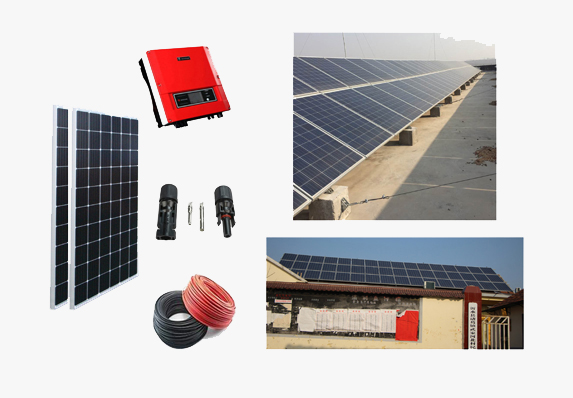 5kw On Grid Solar Power System, On Grid Solar Power Kits